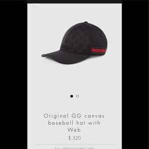 *Authentic* Gucci Hat